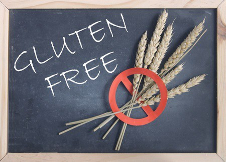 back pain and gluten