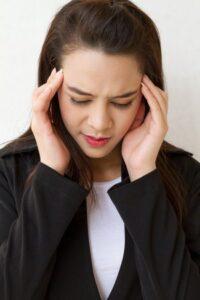 Dizzy-headache Vit A
