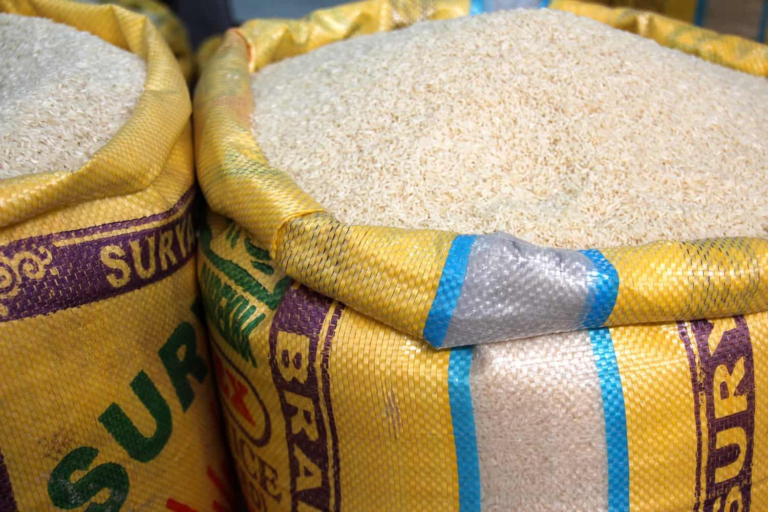 bag of rice arsenic is contained in rice