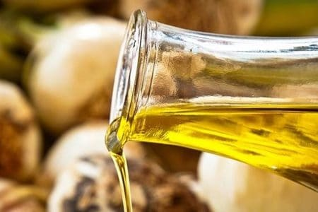 Garlic-Infused Oil