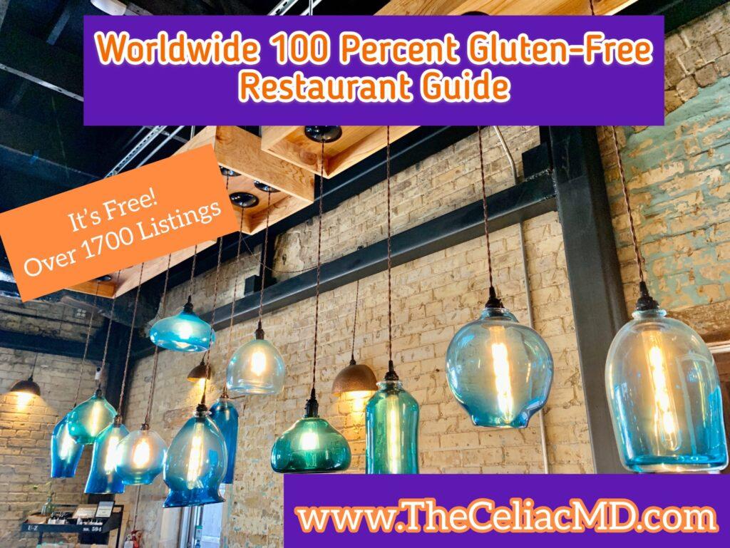 dedicated gluten free slide