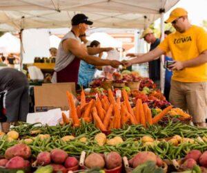 Mercado con alimentos bajos en FODMAP