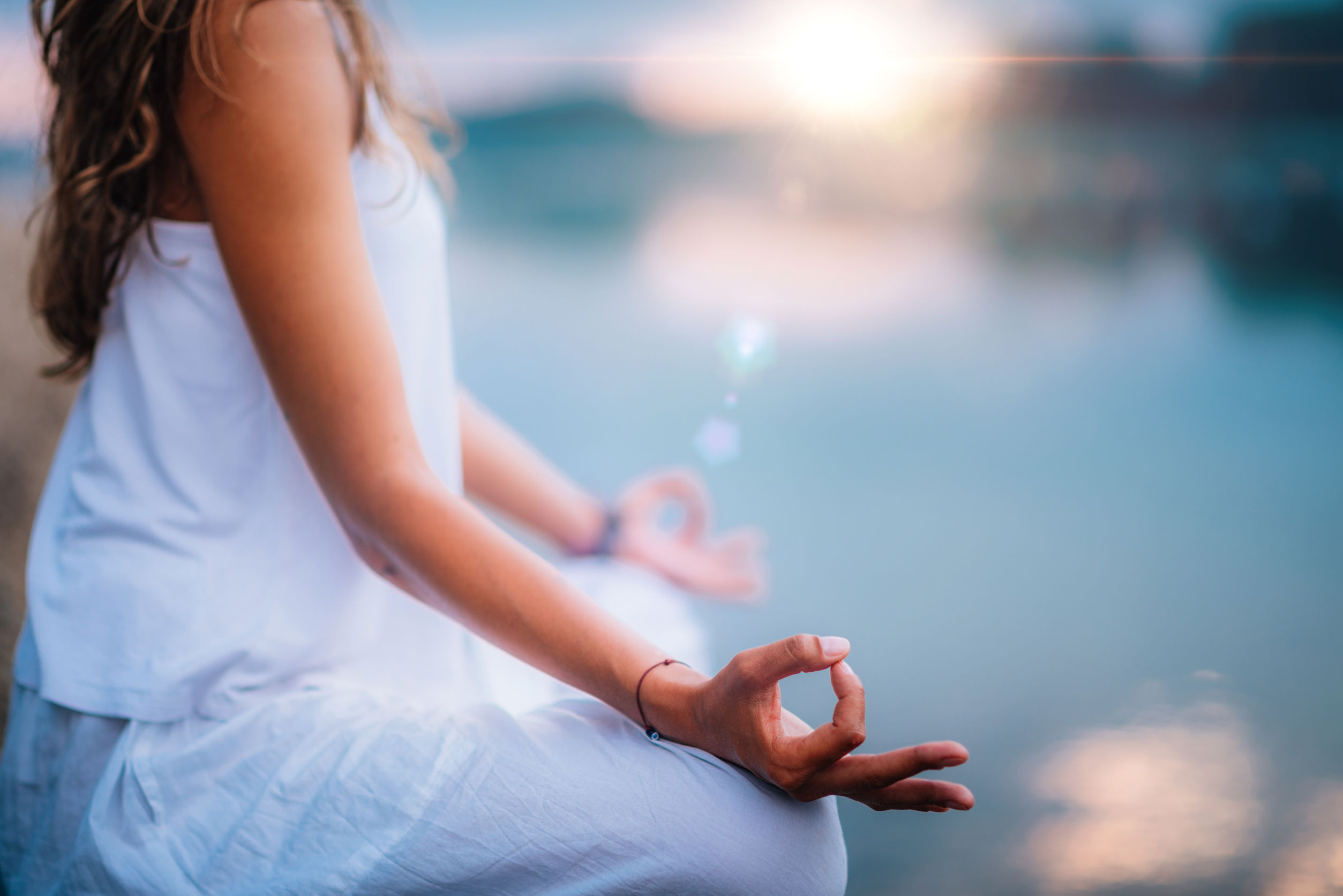 Meditation is a form of stress reduction and can be helpful in preventing canker sores