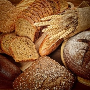 pots syndrome and gluten-image is of wheat bread which contains gluten