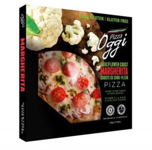 Oggi Foods Gluten Free Pizza