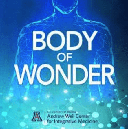 Body of wonder podcast image- this episode is on the fasting mimicking diet